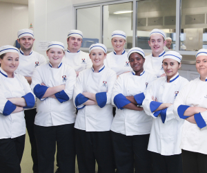 Culinary students organise food festival and cookery book launch
