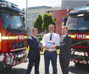 Fire Engineering course for professionals launched by WIT
