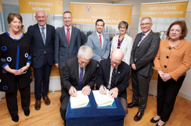 Partnership with US college will see WIT share expertise in intellectual disability nursing