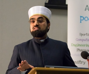 Islamic leader launches anti-radicalisation website in WIT