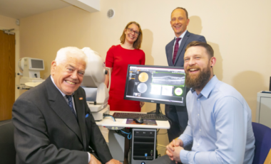 Waterford team lead €4m project to train researchers to improve sight-saving treatments