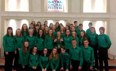 WIT Youth Choir first to win 'Choir of the Year'