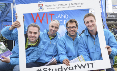 WIT celebrates a year of milestones at the National Ploughing Championships