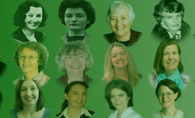"The ""Pioneering Women in Mathematics in Ireland"" lecture at WIT"