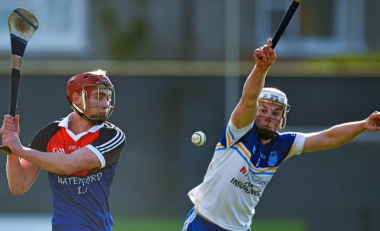 9 WIT students and alumni play part in Waterford Vs Cork Semi-Final