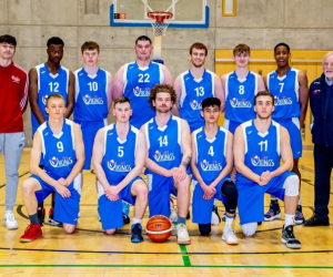 Semi-final place for WIT Vikings Men's Basketball Team