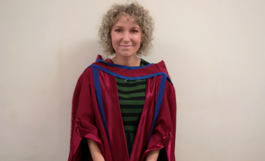 Midwife Heather outlines her journey to PhD