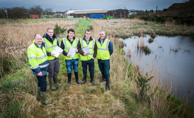 Dawn Meats and WIT mark World Wetland Day with wetland survey