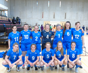 WIT Vikings women's futsal team bow out at semi-final stage