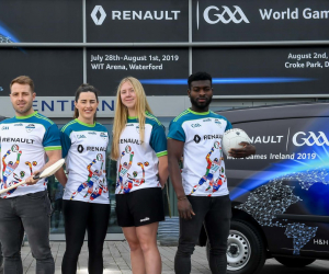 WIT Arena to host Renault World GAA Games