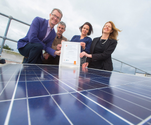 ISO energy management award first for Waterford Institute of Technology