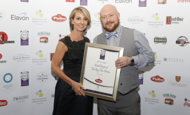 "Continued Success for Culinary Arts graduate with ""Best Chef"" Munster"