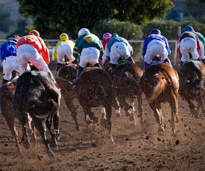 How jockeys cope with a tough and demanding sport