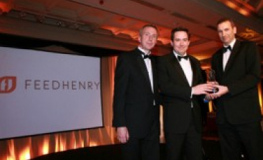 WIT Spinout FeedHenry wins ISA award