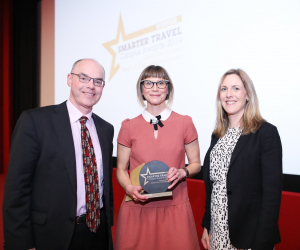 WIT lecturer wins Smarter Travel Campus Award