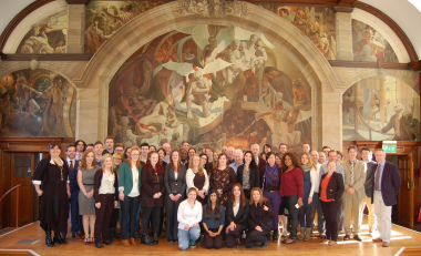 Business postgraduate students participate in joint programme with MBA students at Bangor University