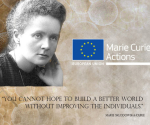 New Marie Curie Actions Website