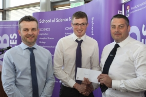 Limerick Native Mark wins Dairy Master Student Award
