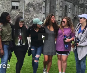 Video: Nursing summer programme for US students 'opened my eyes and broadened my horizons""