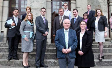 Law students gain vital experience