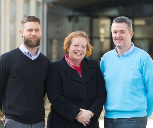 Four researchers at WIT awarded Irish Research Council Grants