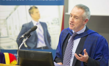 Leadership renewal a key theme in WIT's Inaugural Professorial Public Lecture