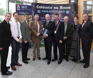 Comhdháil na nDéise 2013 launched