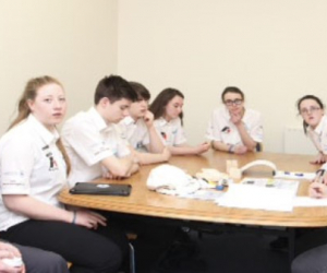 WIT Engineering collaboration with Transition year students