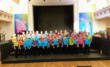 WIT Music School's sweeps the boards in national choral competition