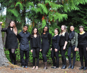 Peninsula College Vocal Harmony jazz choir