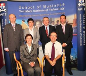 AIB Finance Research Group,School of Business,Waterford Institute of Technology
