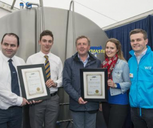 Dairymaster Student Award for Agricultural Science students