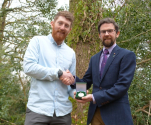 The Society of Irish Foresters Augustine Henry Memorial Medal