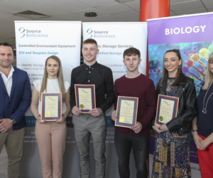 Source BioScience Awards for Excellence in Level 7 Undergraduate Biology Research