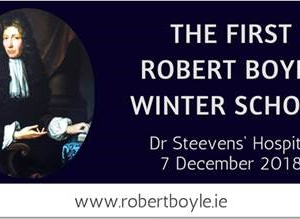 First Robert Boyle Winter School