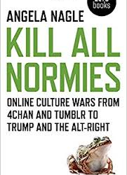 CANCELLED: Talk by Angela Nagle author of 'Kill All Normies'