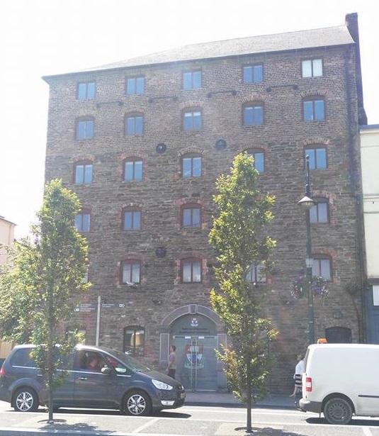 Granary Building