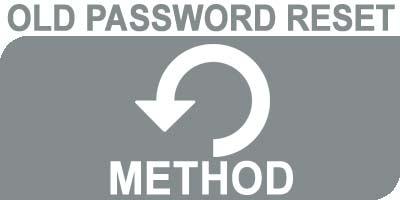 old-password-method
