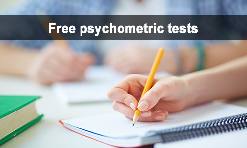 free psychometric tests