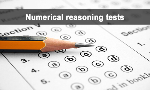 numeric reasoning tests
