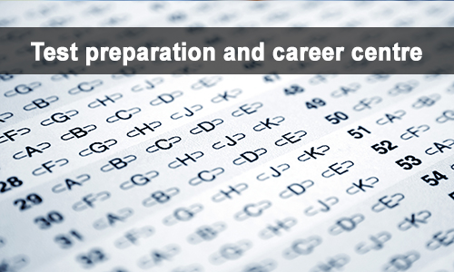 test prep and career centre