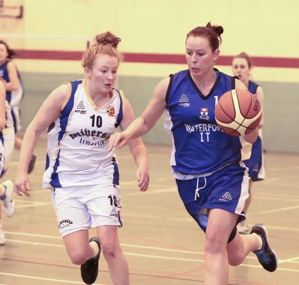 WIT Women's Basketball Match
