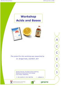 Acids and bases workshop pic