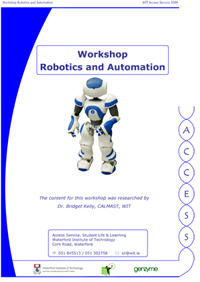 Workshop Robotics image
