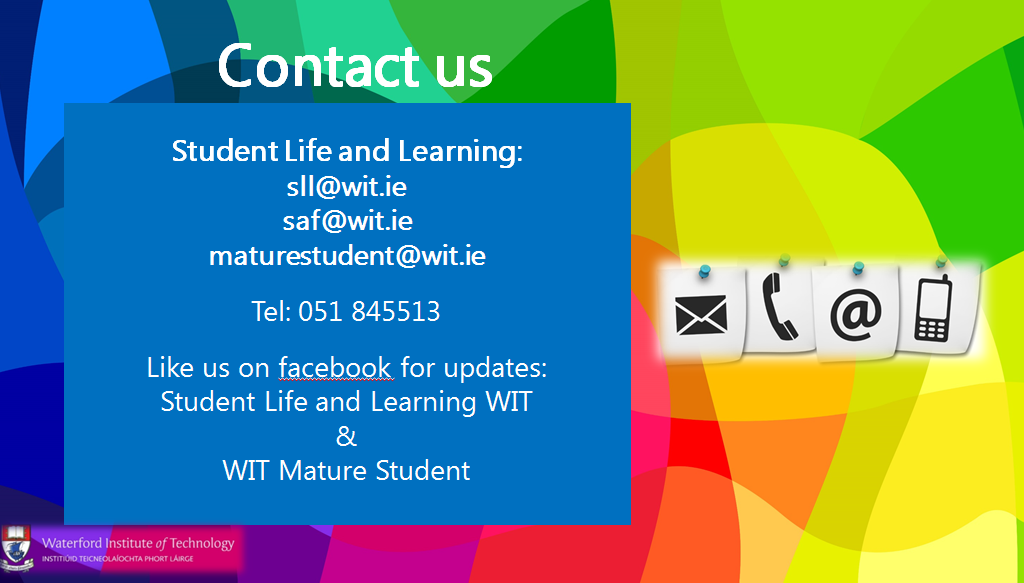 Contact details SLL