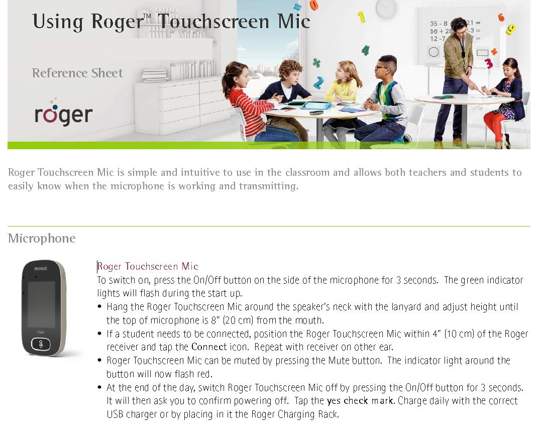Roger Mic