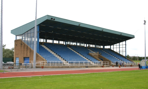 Waterford reginal sports centre Stand pic