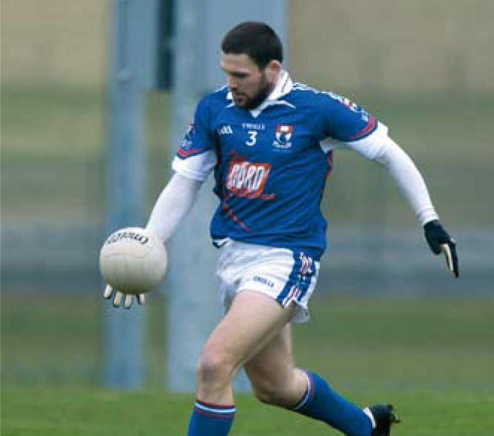 Mens Gaelic football image
