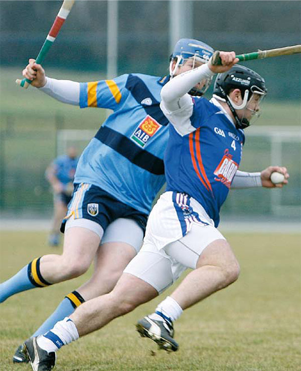 Wit hurling Picture