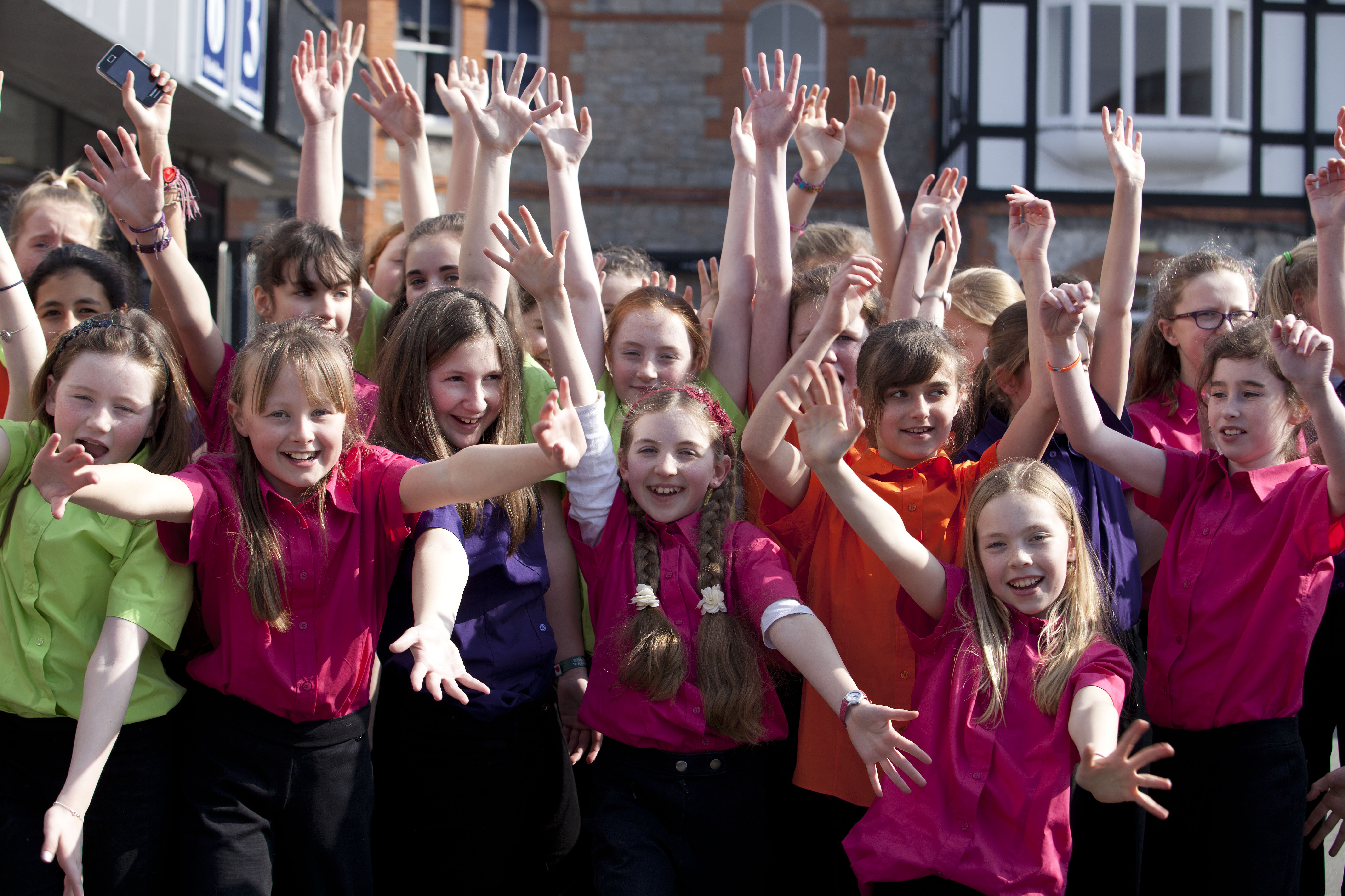 WIT Girls' Choir - WIT Choral Porgramme